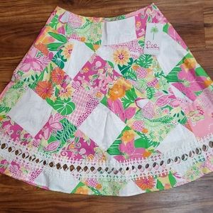 Lily Pulitzer Harley skirt